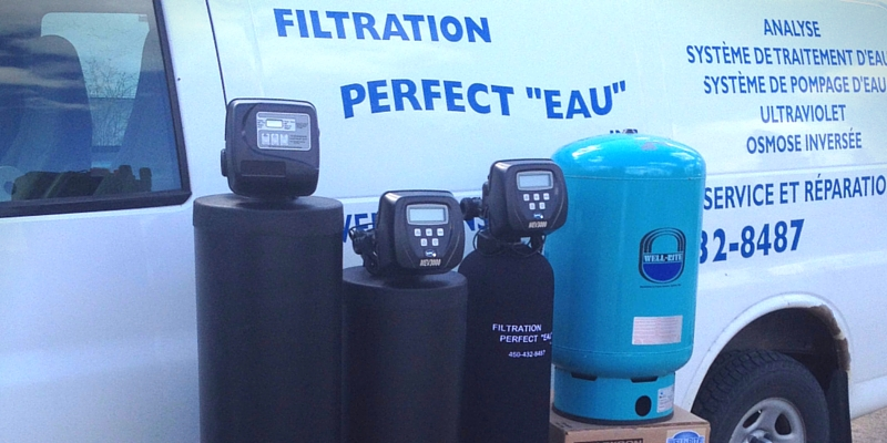 Filtration Perfecteau inc. - Expertise