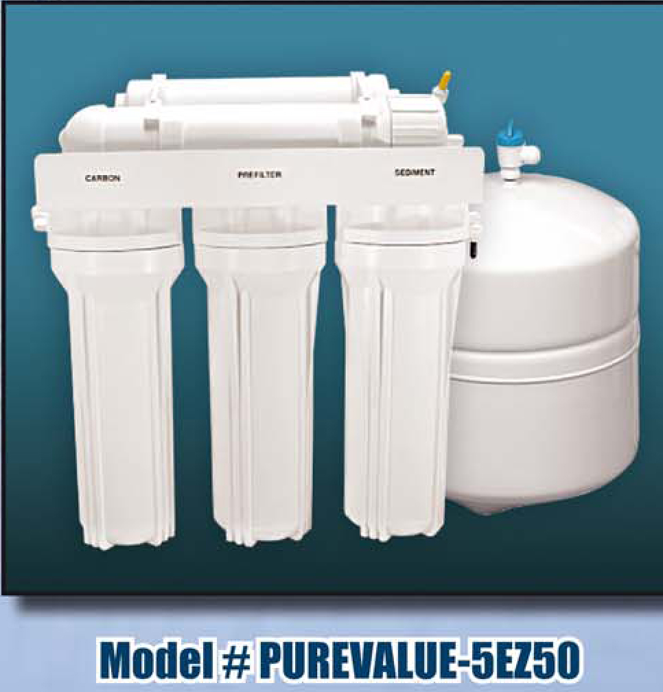 Filtration Perfecteau inc. - Osmose inversée PureValue