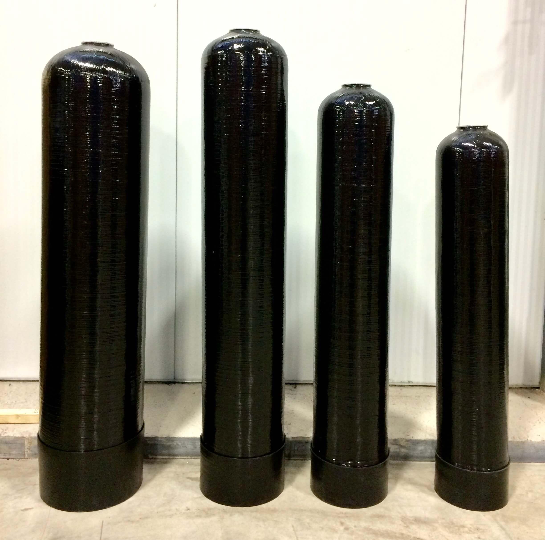 cylindre - traitement eau - Filtration Perfecteau inc