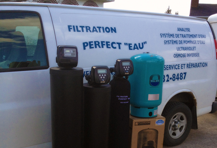 Filtration Perfecteau inc.